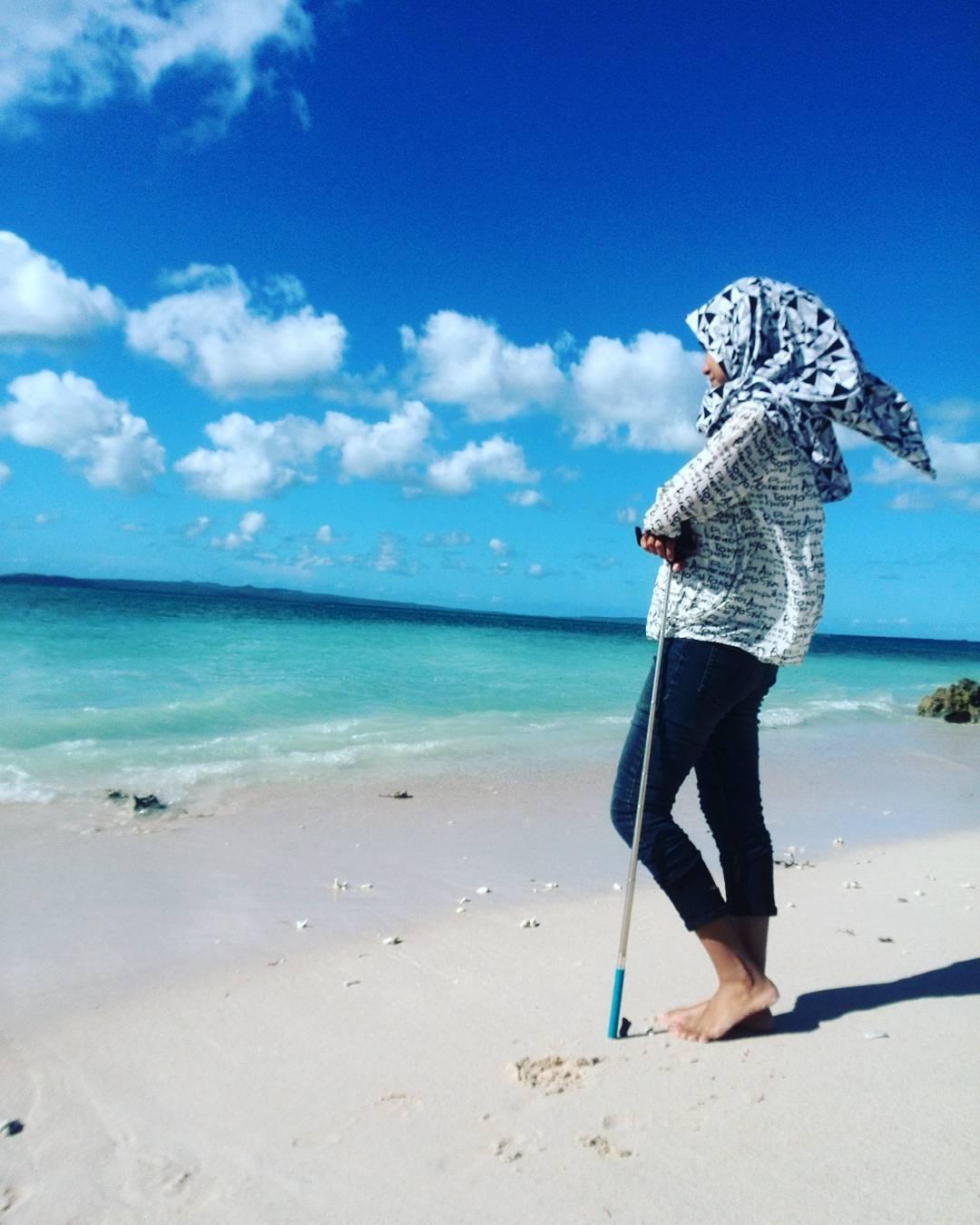 Pantai Tablolong Kupang Ntt Obyek Wisata Eksotis Kota Om Kab