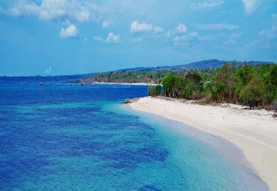 Pantai Tablolong Surganya Mancing Ujung Selatan Kupang Kabar Kab