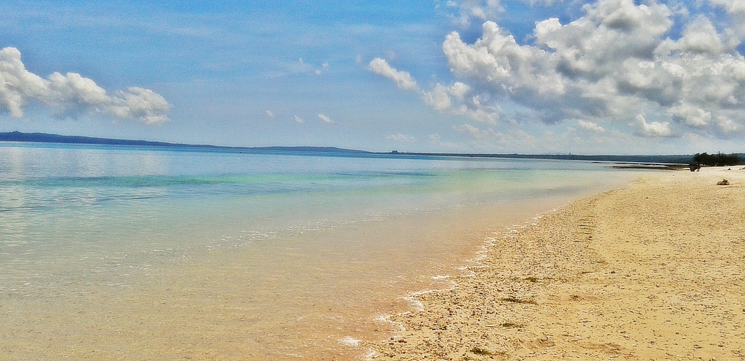 Tablolong Beach Journeyofhandoko Menu Penjelajahan Pantai Jauh Kota Kupang Lasiana
