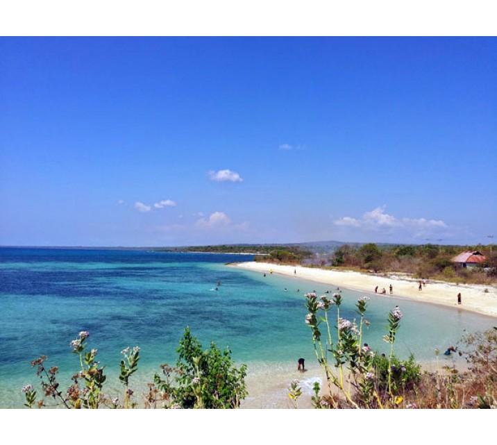 Tablolong Kupang Pantai Perawan Menjadi Tempat Memancing Ntt Kab