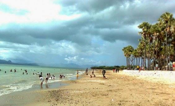 Tempat Wisata Ntt Nusa Tenggara Timur Info Budaya Pantai Lasiana