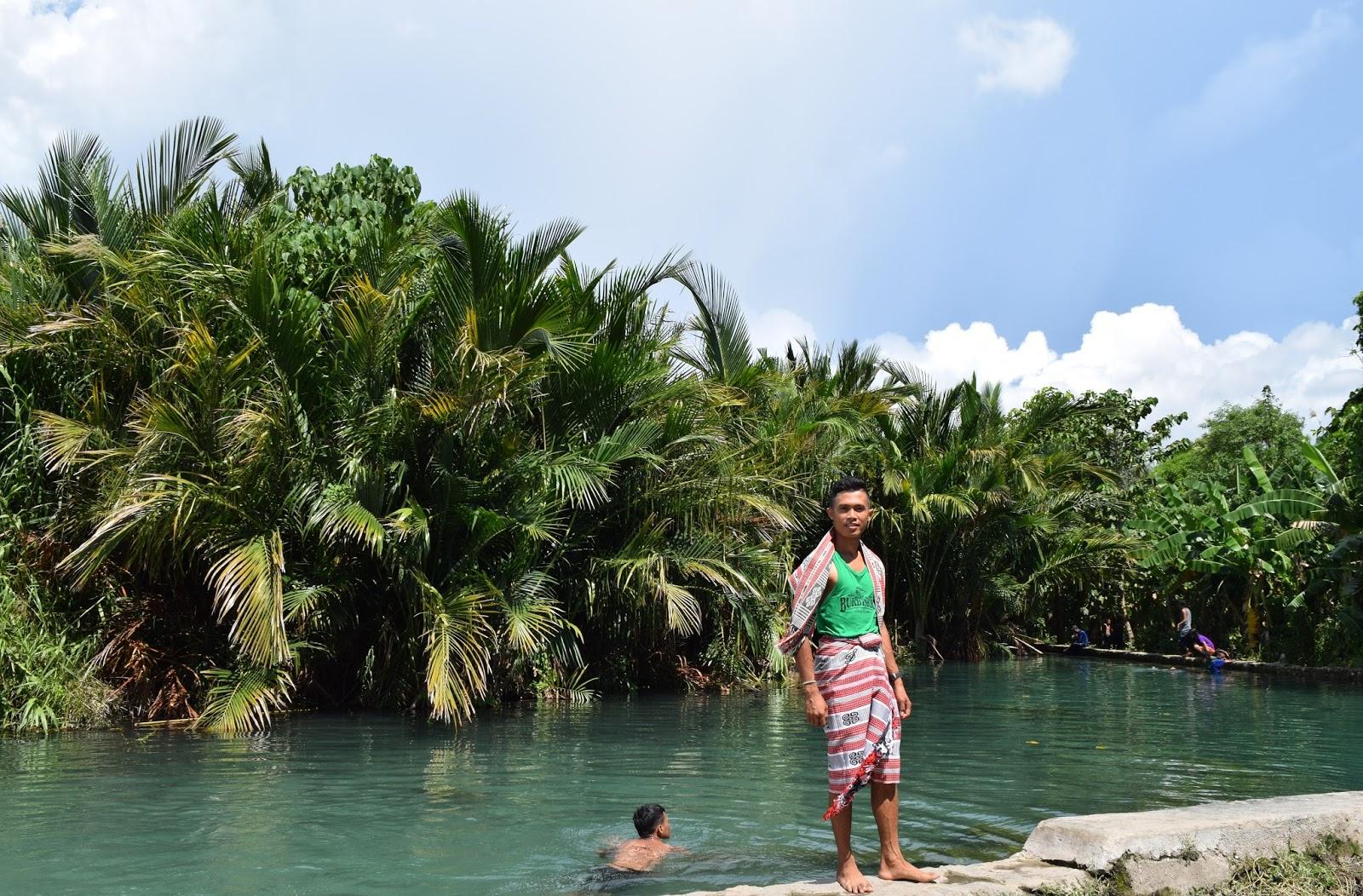 Arianto Ntt Air Sagu Kabupaten Kupang Pantai Tedis Kab