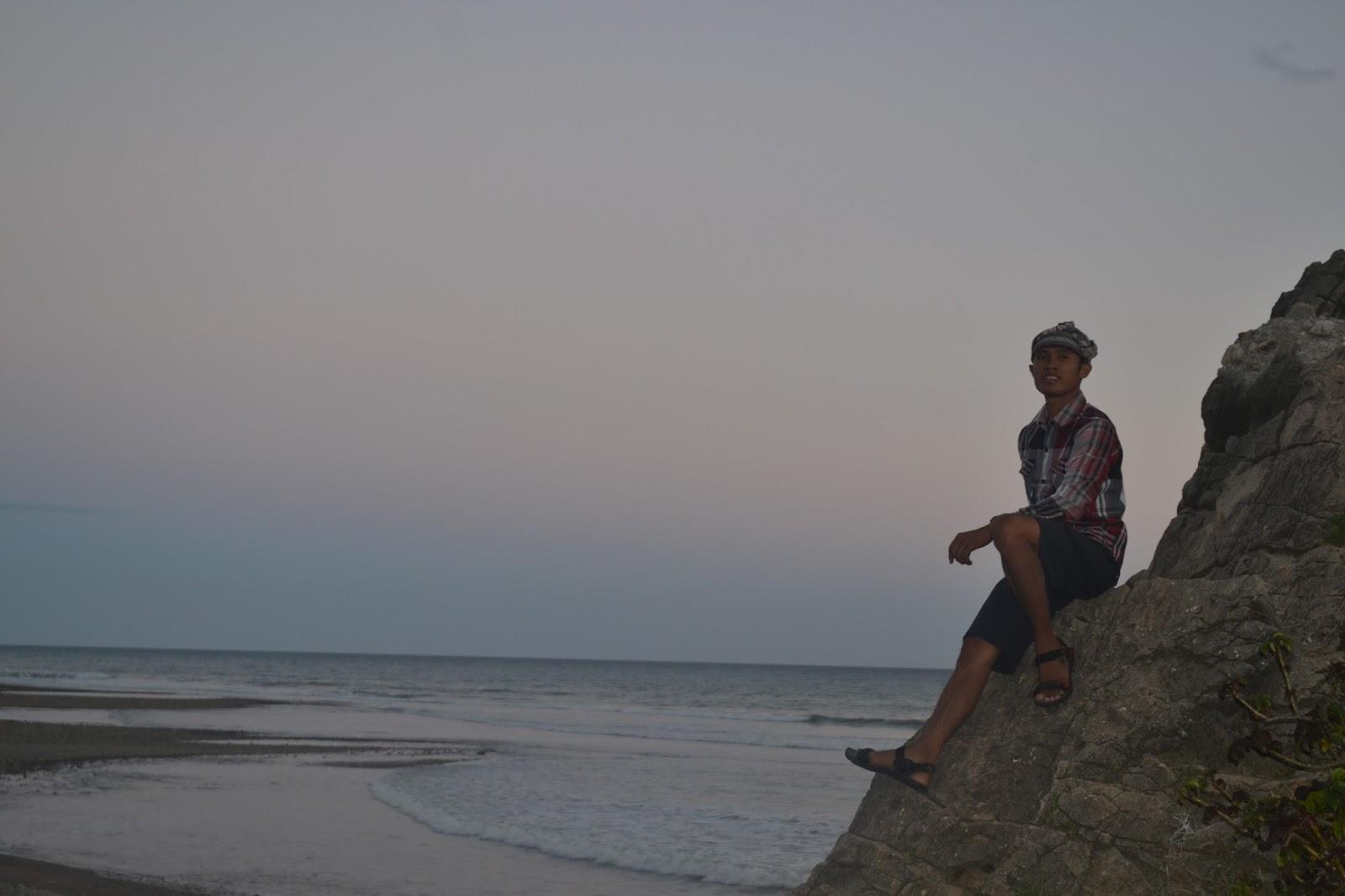 Arianto Ntt Pantai Batu Lesa Kabupaten Kupang Cabang Menuju Belok