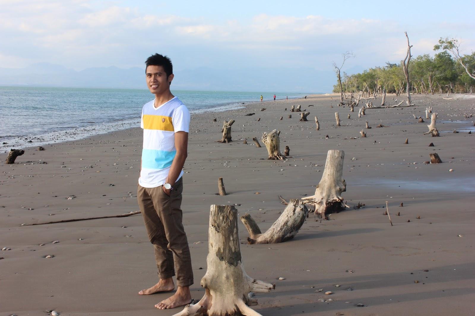 Arianto Ntt Pantai Kelapa Tingggi Kabupaten Kupang Perjalan Mata Kita