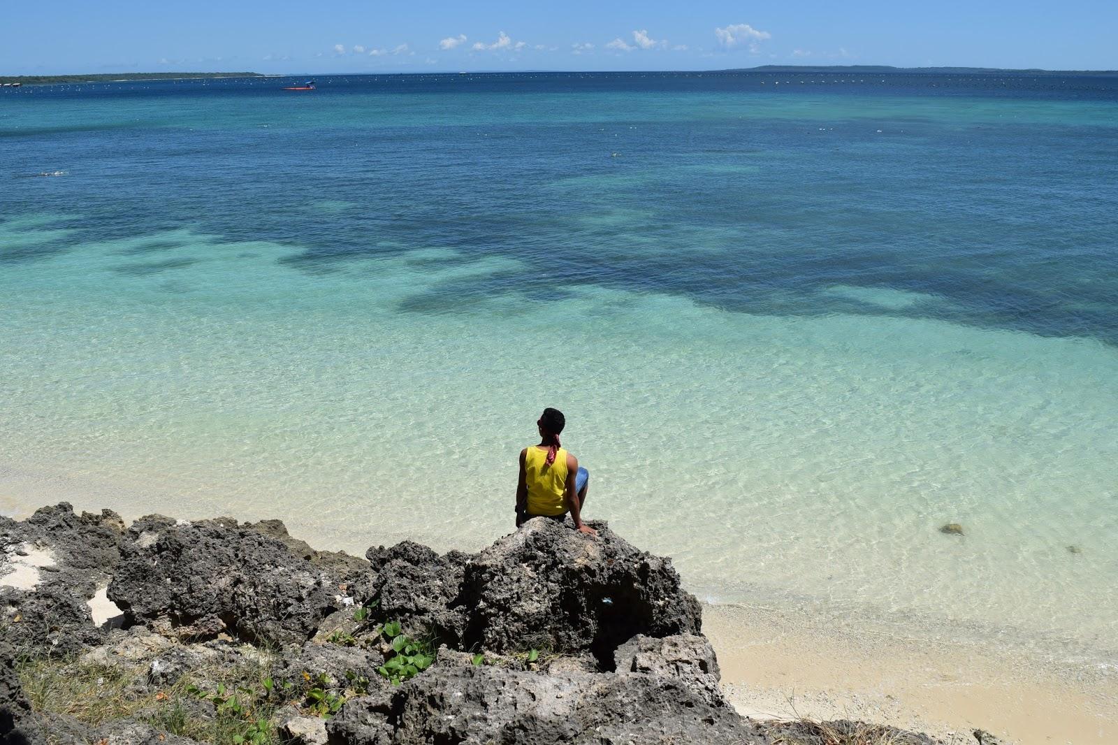 Arianto Ntt Pantai Lalendo Kabupaten Kupang Samping Kiri Kanan Dikelilingi