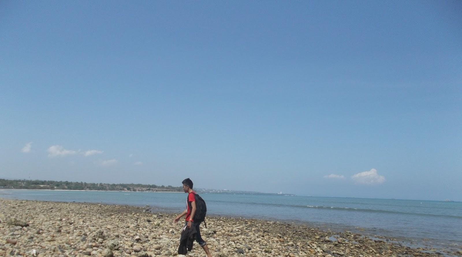 Arianto Ntt Pantai Manikin Kabupaten Kupang Tedis Kab