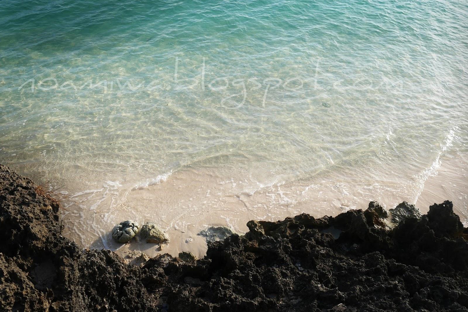 Noamiwa 2017 Menyusuri Lika Liku Jalan Pantai Bali Kupang Tedis
