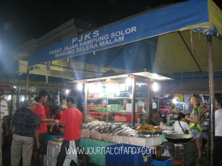 10 Tempat Jangan Dilewatkan Berkunjung Nusa Tenggara Pasar Malam Kampung