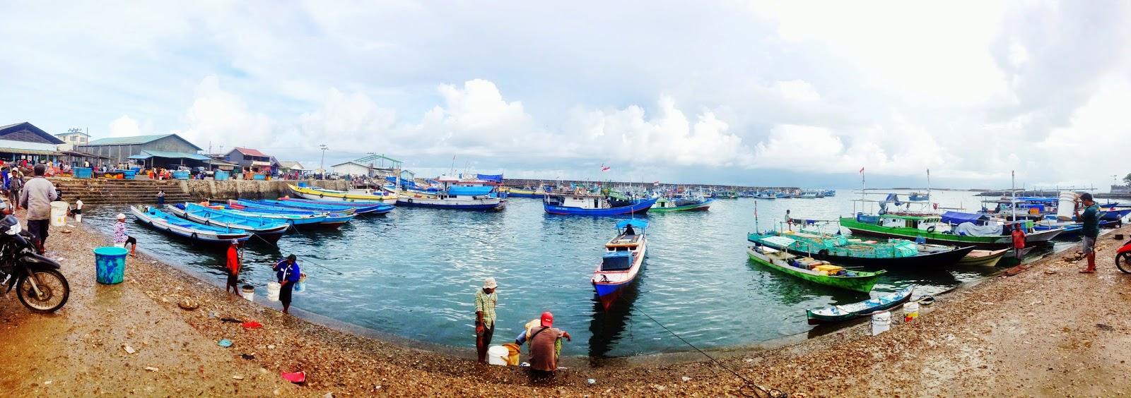 Everyday Holiday Jelajah Kupang Ntt Pasar Tradisional Oeba Malam Kampung