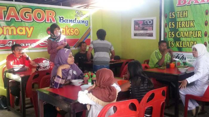 Harga Kaki Lima Rasa Resto Pos Kupang Pasar Malam Kampung