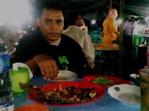 Ikan Bakar Kampung Solor Kota Kupang Emang Moi Oleh Munir