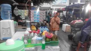 Kampung Solor Kupang Pasar Malam Kab
