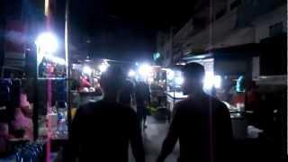 Kampung Solor Suasana Pasar Kuliner Ikan Bakar Kupang Ntt Malam