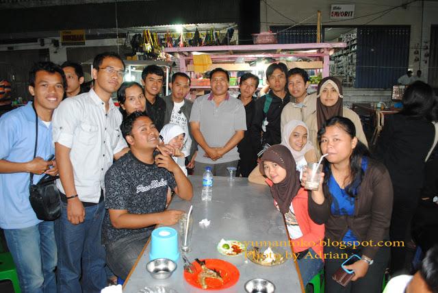 Menikmati Malam Kampung Solor Kupang Ntt Gmbar Kiri Jansen Batubara