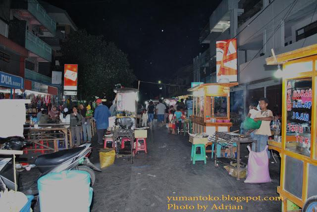Menikmati Malam Kampung Solor Kupang Ntt Pasar Kab