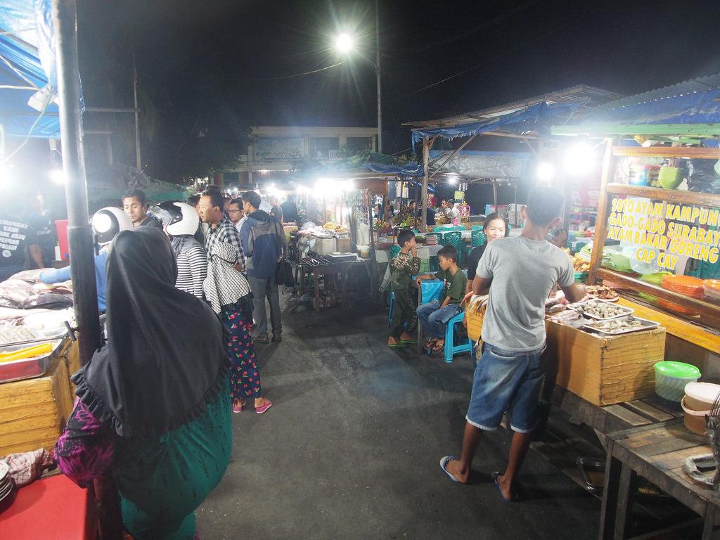 Pasar Malam Ikan Bakar Kampung Solor Kupang Ntt Fish Flickr