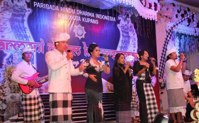 Gala Dinner Hasilkan 554 Juta Pura Oebanantha Pos Kupang Oebananta
