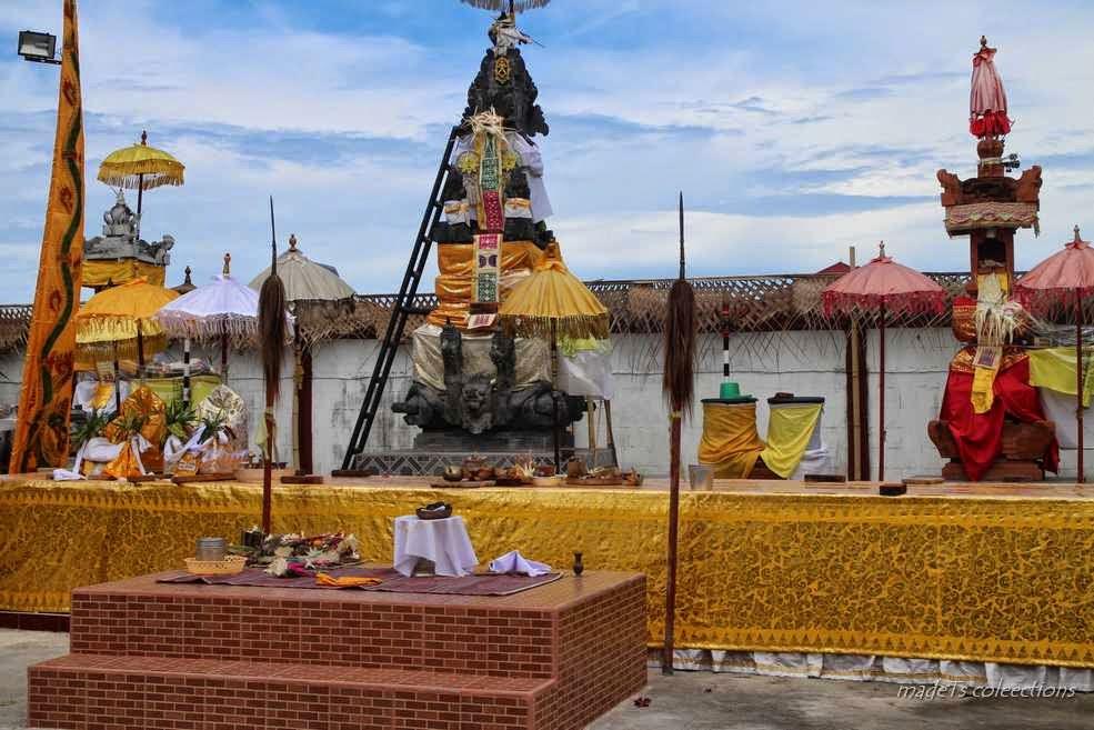 Pura Cendana Waingapu Sumba Timur Phdi Provinsi Ntt Penggrurah Taksu