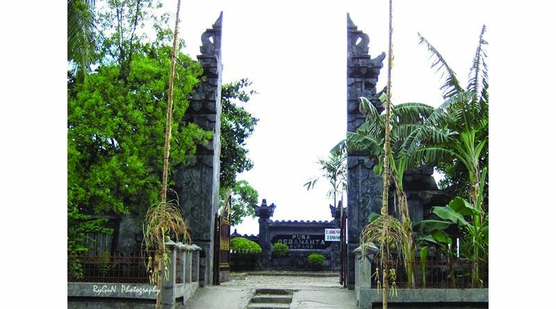Pura Oebanantha Kupang Posbali Id Berlokasi Kelurahan Fatubesi Kota Ntt