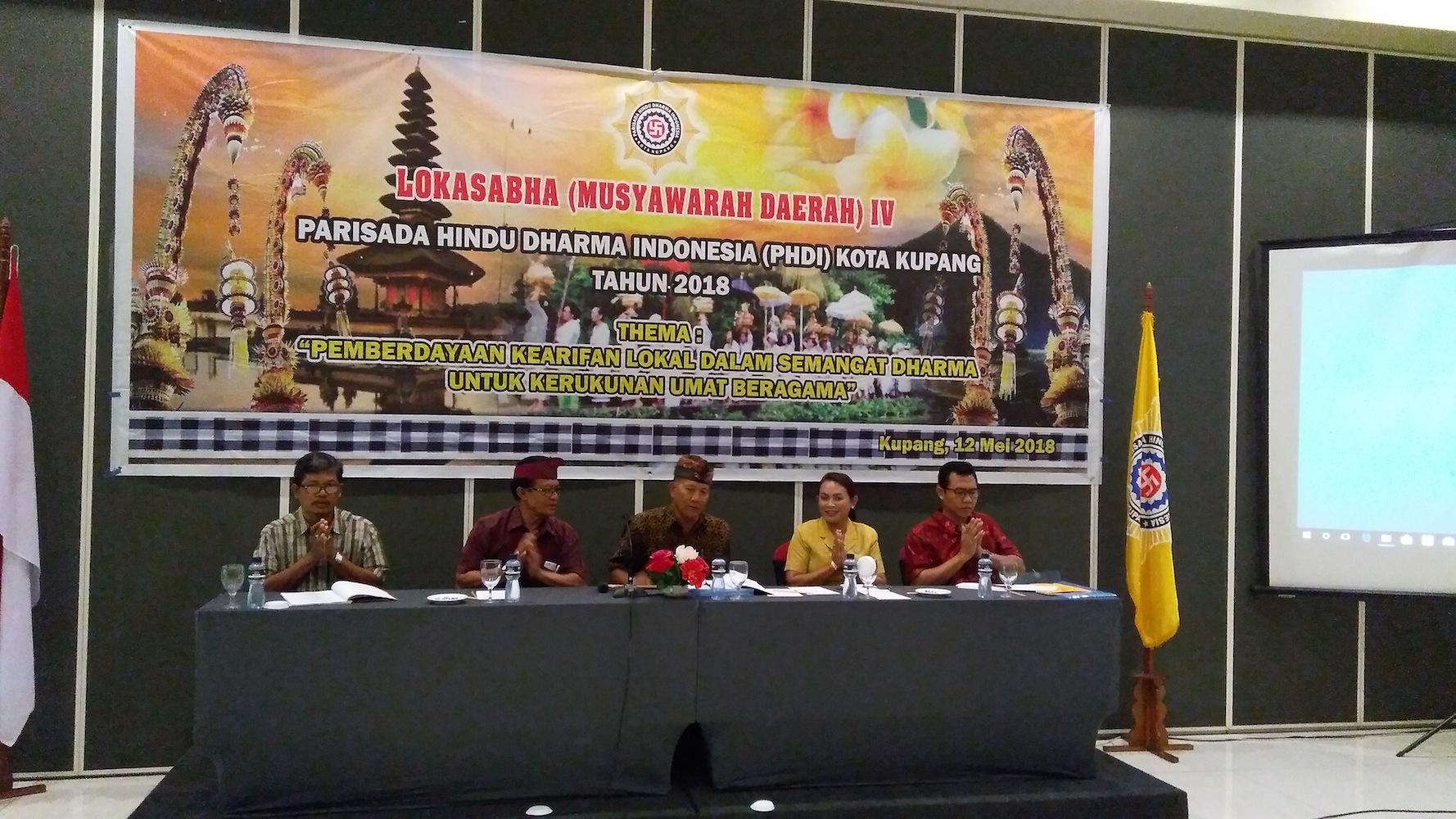 Selamat Datang Hindu Kupang Ntt Berita Kegiatan Lokasabha Phdi Kota3