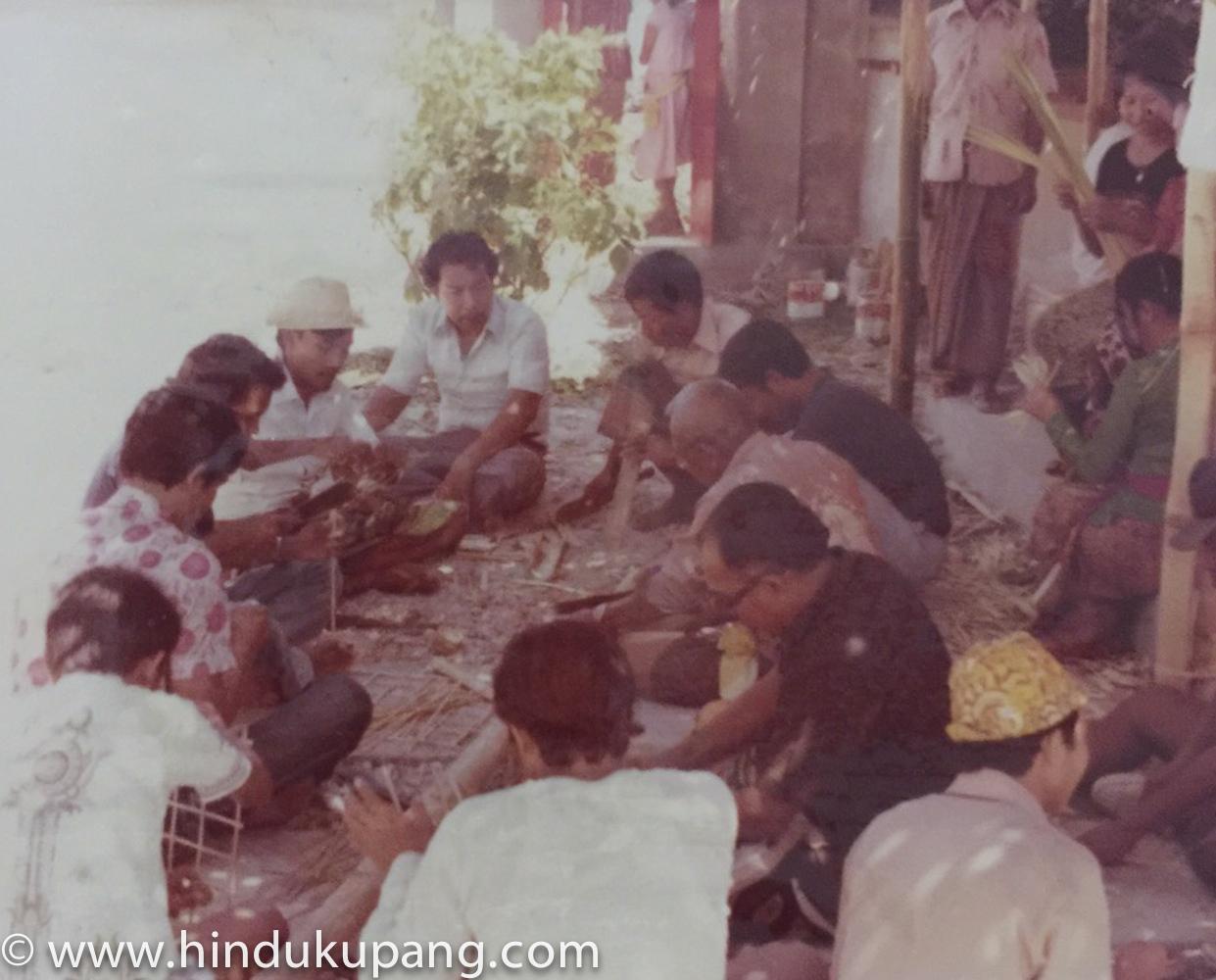 Selamat Datang Hindu Kupang Ntt Home Pura Oebananta Sejak 1951