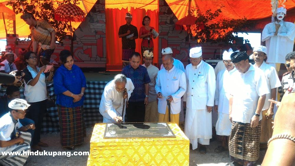 Selamat Datang Hindu Kupang Ntt Karya Agung Ngenteg Linggih Acara