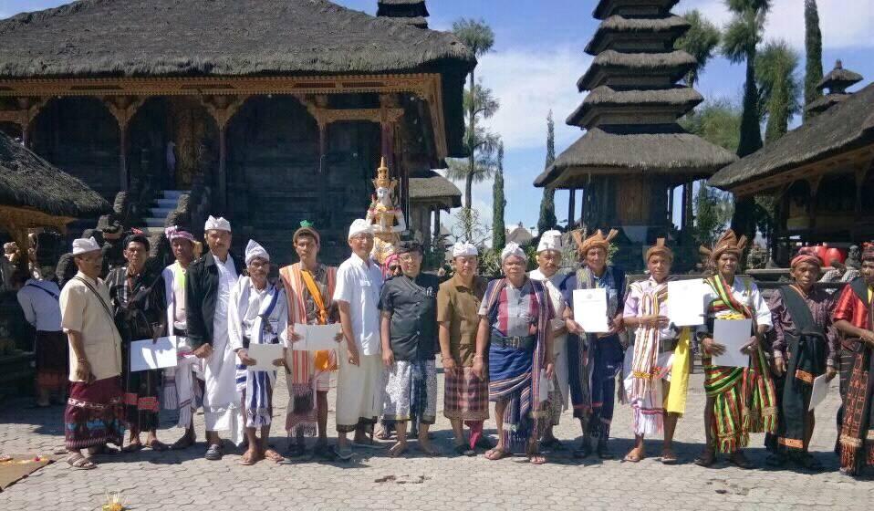 Selamat Datang Hindu Kupang Ntt Konsultasi Marapu Sumba Bersama Phdi
