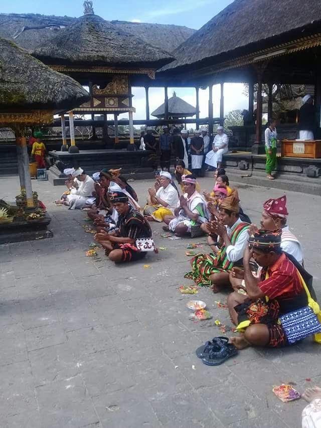 Selamat Datang Hindu Kupang Ntt Konsultasi Marapu Sumba Bersama Tokoh