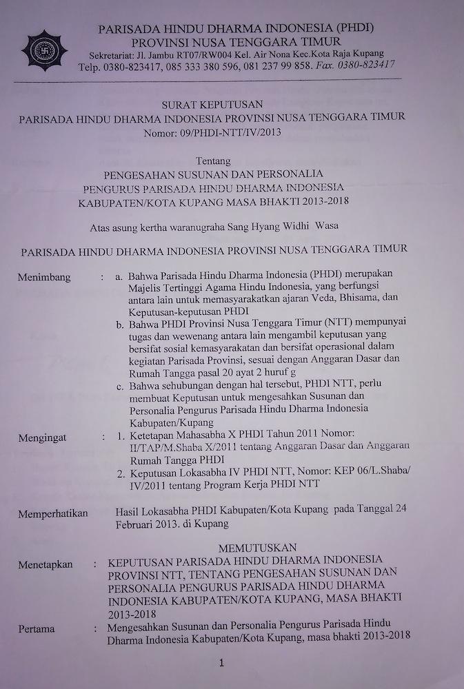 Selamat Datang Hindu Kupang Ntt Phdi Kota Sk Kupang1 Pura