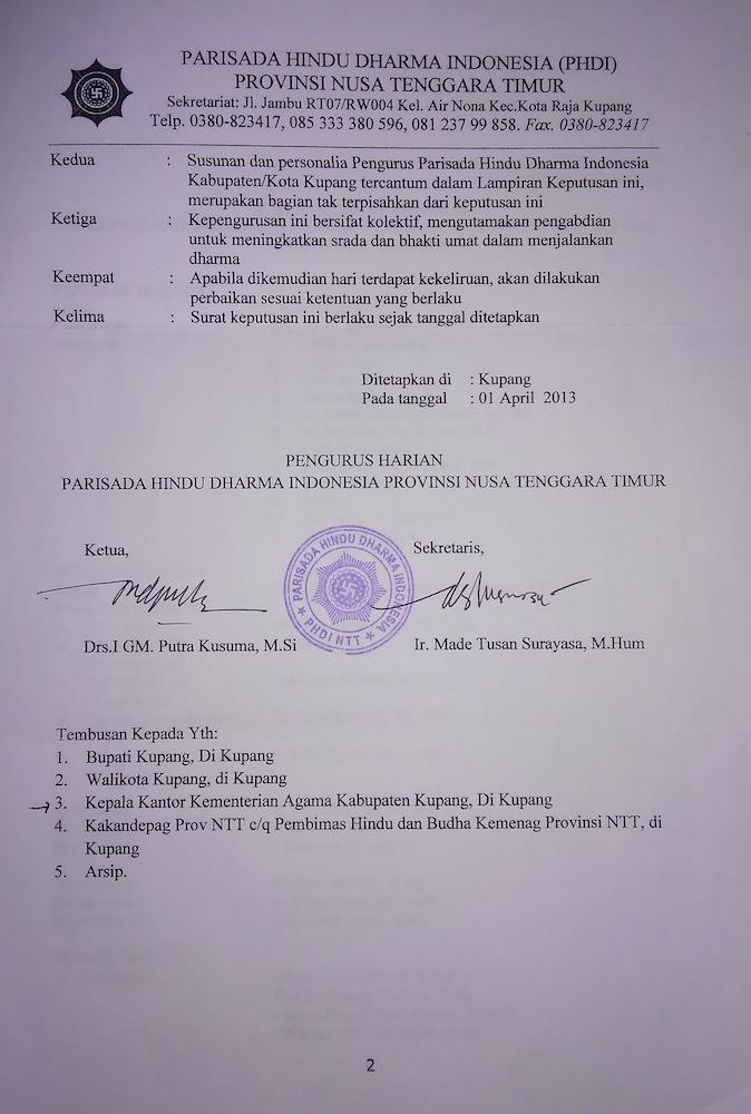 Selamat Datang Hindu Kupang Ntt Phdi Kota Sk Kupang2 Pura