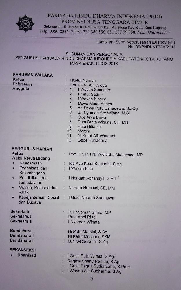 Selamat Datang Hindu Kupang Ntt Phdi Kota Sk Kupang3 Pura