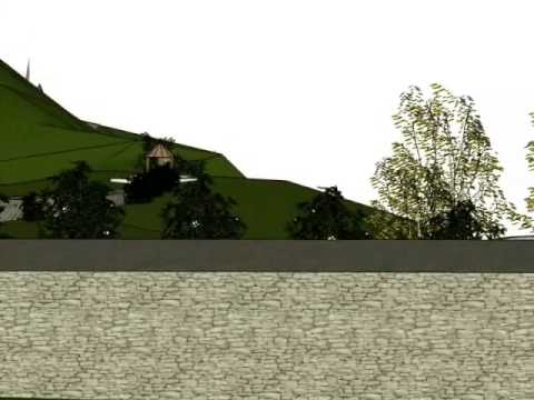 Animasi 3 Dimensi Taman Ziarah Yesus Maria Oebelo Youtube Doa