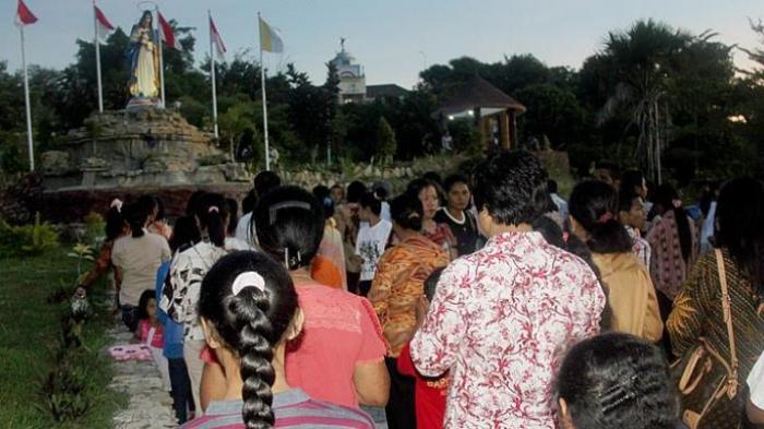 Dukung Taman Doa Bunda Maria Oebelo Jadi Wisata Nasional Kab