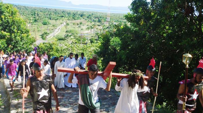 Komisi Dpr Ri Berikan Dukungan Politik Taman Doa Oebelo Wisata