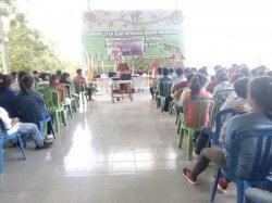 Mahasiswa Jangan Takut Berorganisasi Pos Kupang Taman Doa Oebelo Kab