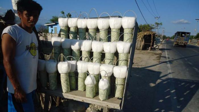 Petani Garam Oebelo Tolak Bantuan Cicilan Bunga Tinggi Pos Taman