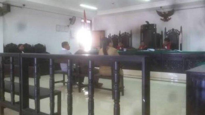 Sidang Kasus Korupsi Pembangunan Usb Smk 2 Kupang Barat Dilanjutkan