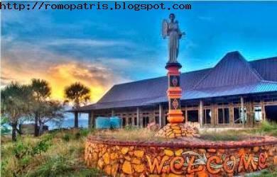 Taman Ziarah Oebelo Kupang Diresmikan Kardinal Vatikan Doa Kab