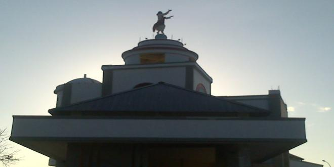 Taman Ziarah Terindah Bernama Yesus Maria Oebelo 1 Puncak Kapel