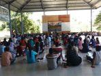 Taman Ziarah Yesus Maria Pos Kupang Mahasiswa Sekolah Tinggi Pastoral
