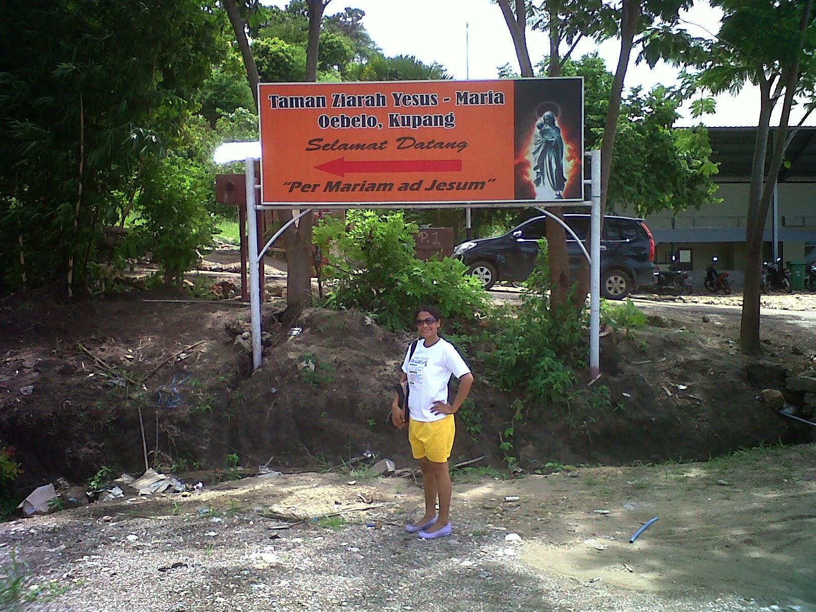 Tere L1b21 N1 Taman Doa Oebelo Kabupaten Kupang Kab