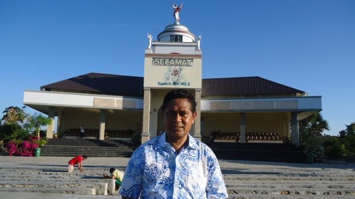 Uskup Agung Ende Bermimpi Bangun Taman Ziarah Pantai Utara Doa