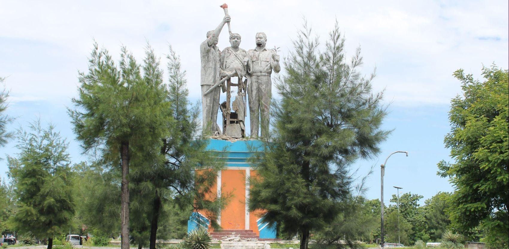 Alasan Patung Tirosa Taman Nostalgia Sebagai Ikon Kota Kupang Kab