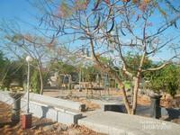 Bernostalgia Sore Hari Taman Nostalgia Kupang Kota Gong Perdamaian Nusantara
