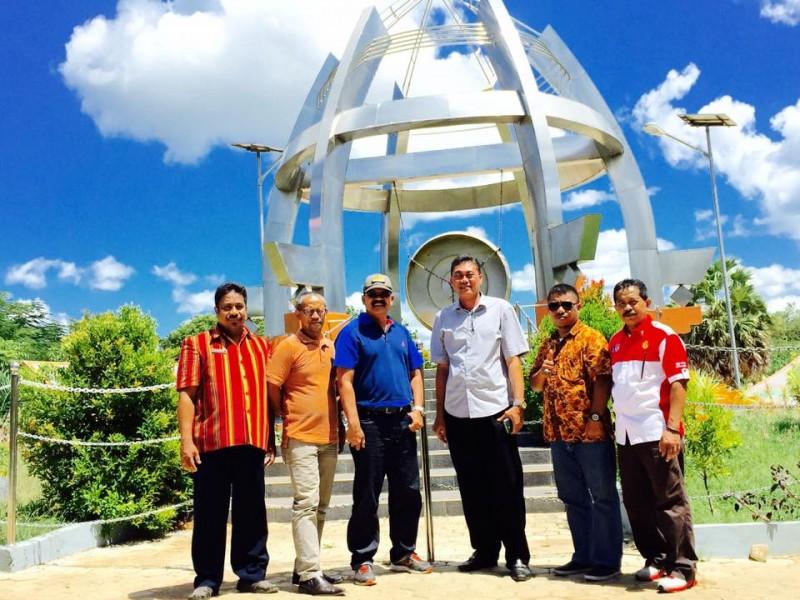 Olahraga Kemenpora Bantu Pemkot Kupang Bangun Sarana Sirkuit Terpadu Offroad