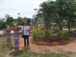 Taman Nostalgia Jadi Ikon Kota Kupang Pos Kab
