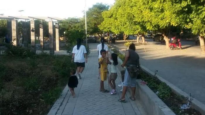 Taman Nostalgia Kota Kupang Asyik Buat Jogging Selfie Wisata Pelancong