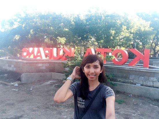 Taman Nostalgia Kota Kupang Picture Park Kab