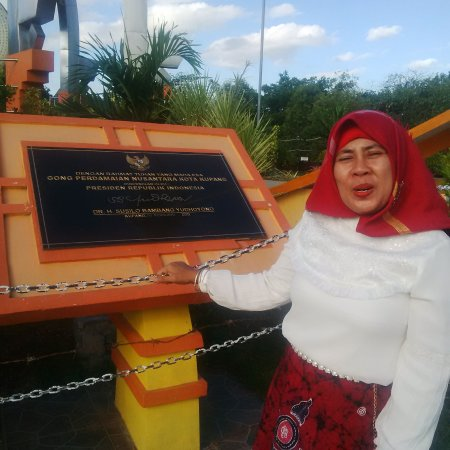 Taman Nostalgia Kota Kupang Picture Park Lokasi Kab