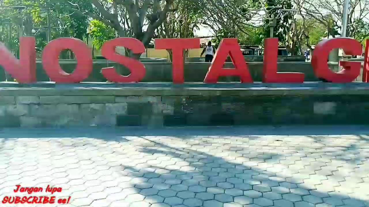 Taman Nostalgia Kota Kupang Youtube Kab